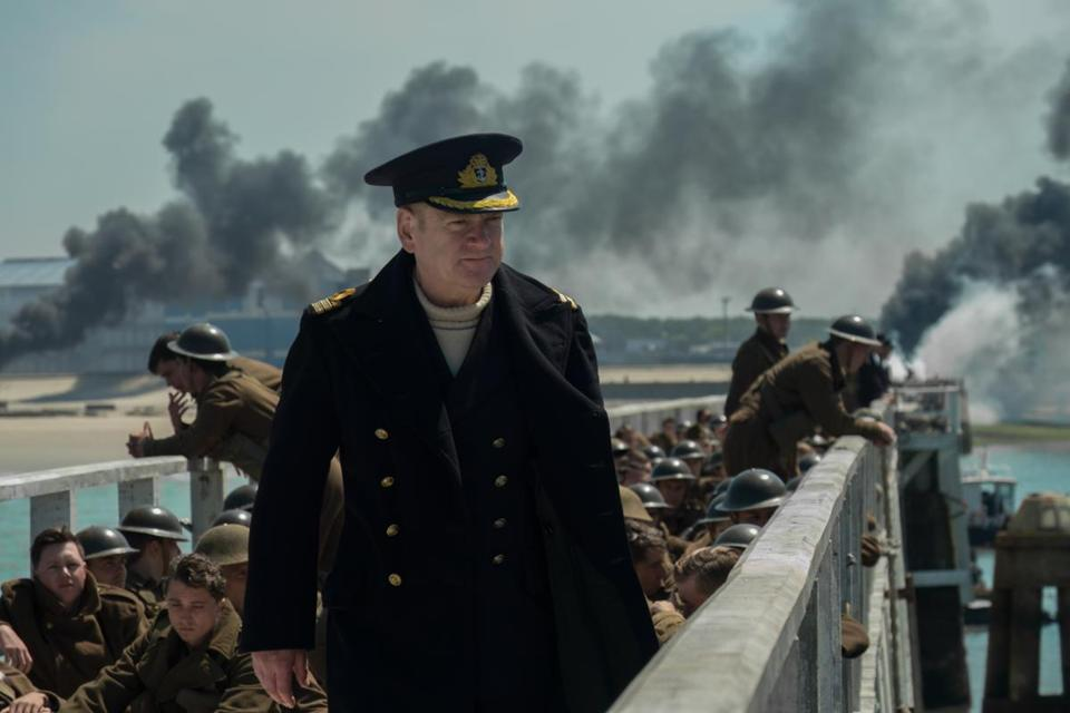 "Kenneth Branagh in ""Dunkirk."""