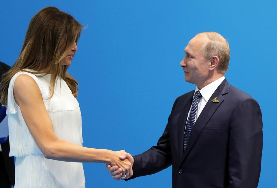 First Lady Top Russian 46