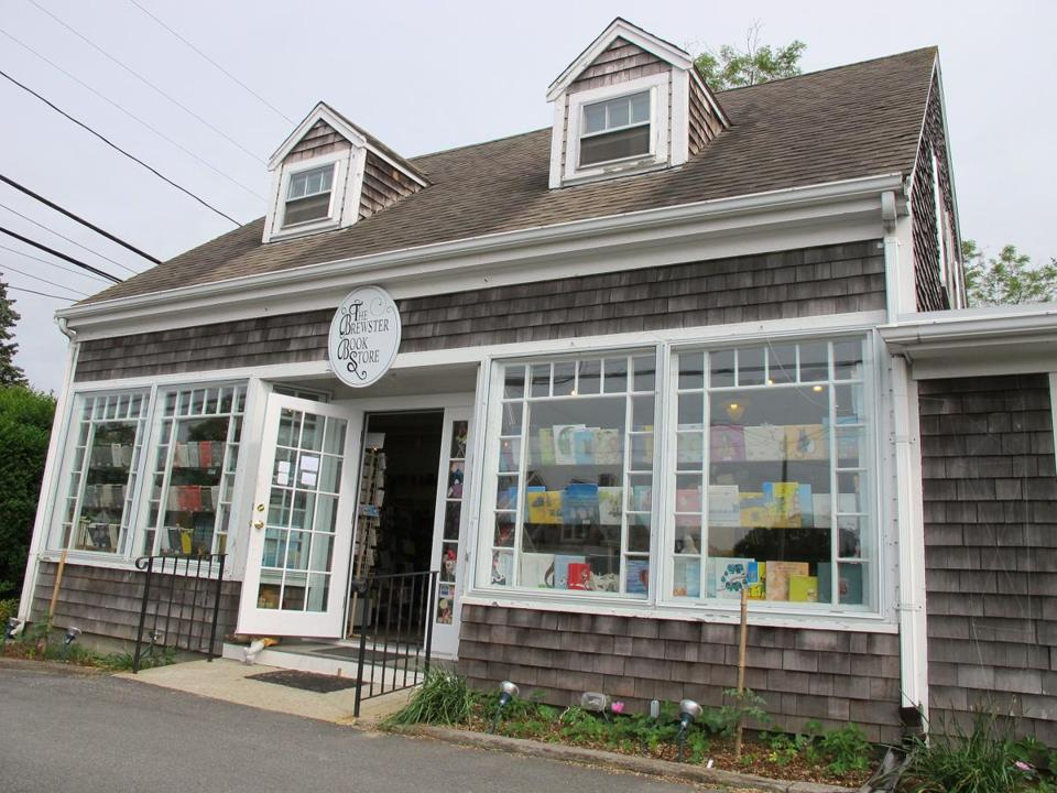 The Brewster Book Store