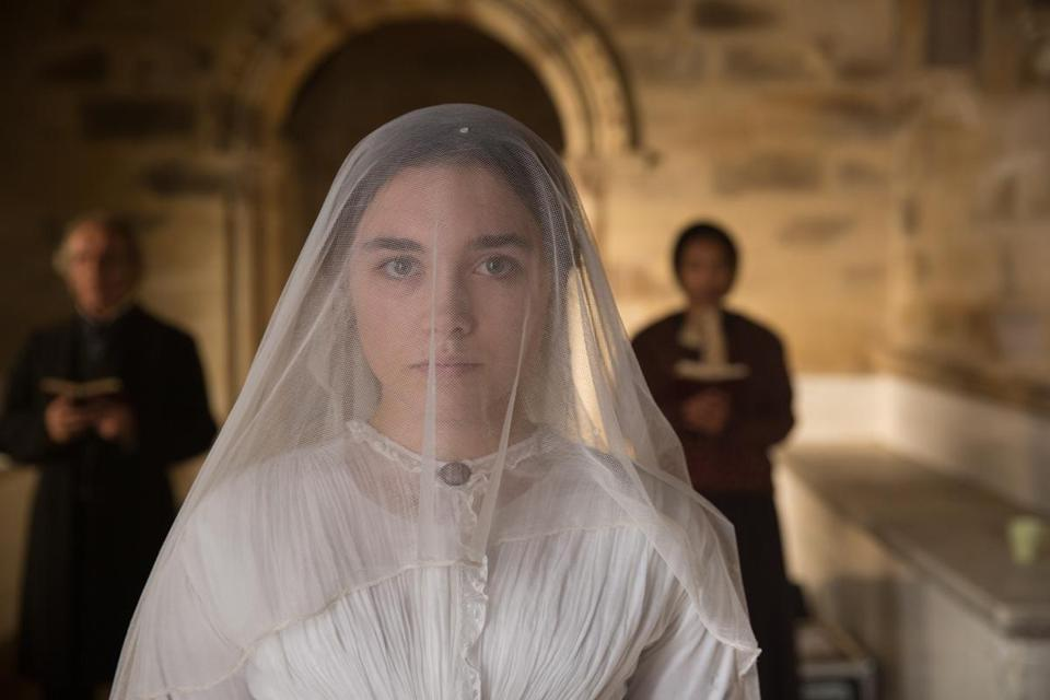 "Florence Pugh stars in ""Lady Macbeth."""