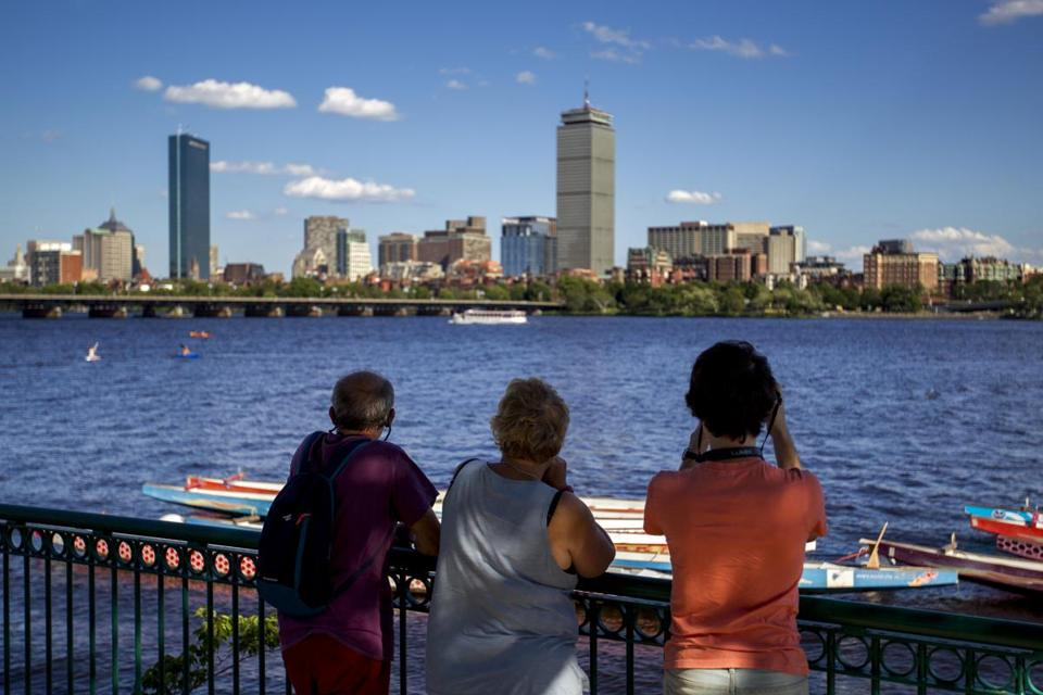 The Charles River's water quality took a slight hit in 2016.