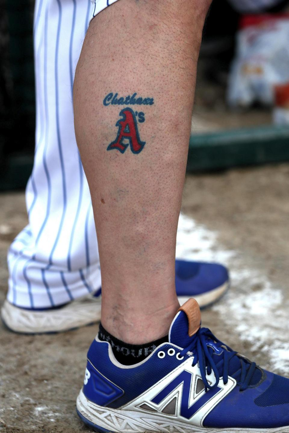 John Schiffner told his team midway through the 1998 season that he would get a tattoo if they made the playoffs. Even better, they won the championship.