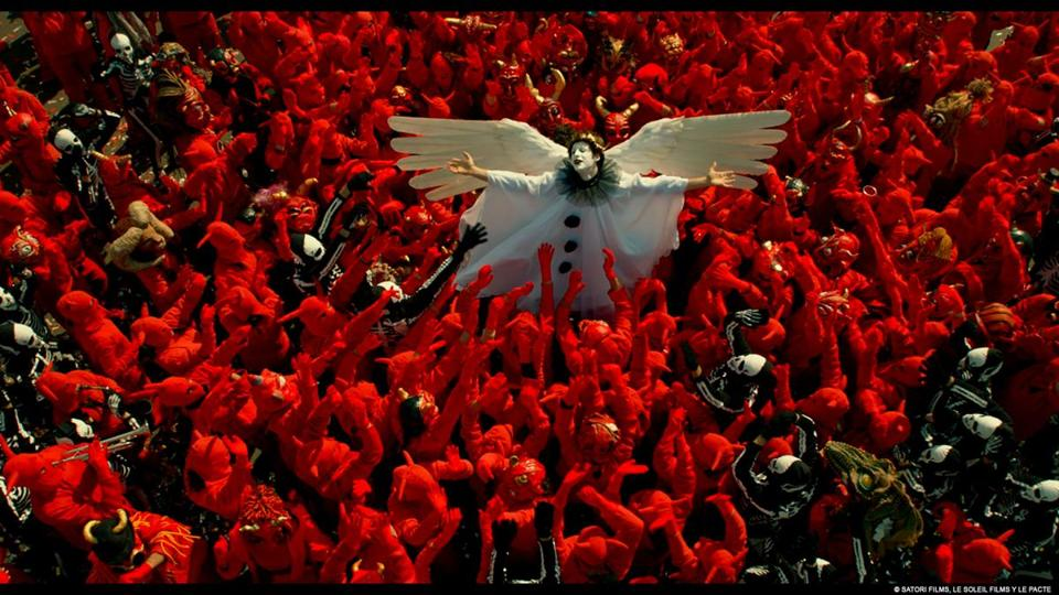 "Adan Jodorowsky in ""Endless Poetry,"" directed by his father, Alejandro Jodorowsky."