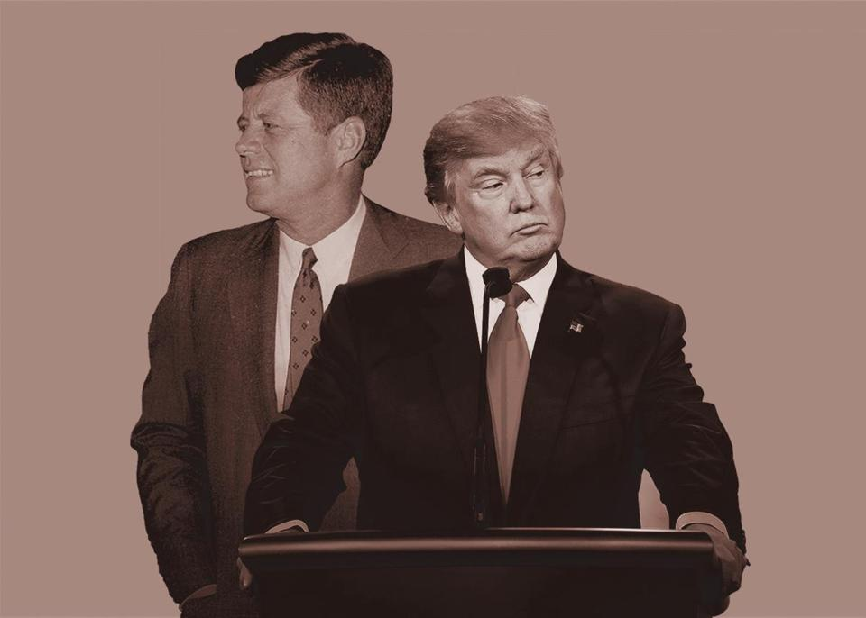 723c871322 Donald Trump and John F. Kennedy are more similar than you think ...