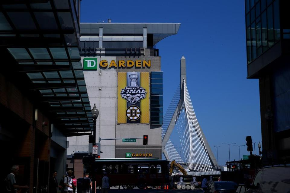 The State And TD Garden Cut A Deal, And Promptly Forgot All About It   The  Boston Globe