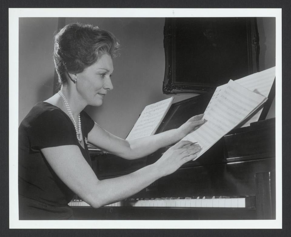 "The Boston Landmarks Orchestra will perform ""The Blue Planet"" by Peggy Stuart Coolidge (above) in its season debut concert."