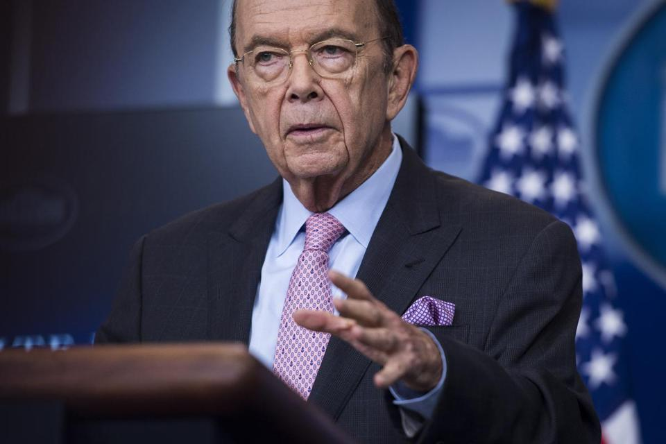 Commerce Secretary Wilbur Ross, who oversees the National Oceanic and Atmospheric Administration, earlier this month dismissed the findings of the 75-year-old Atlantic States Marine Fisheries Commission.