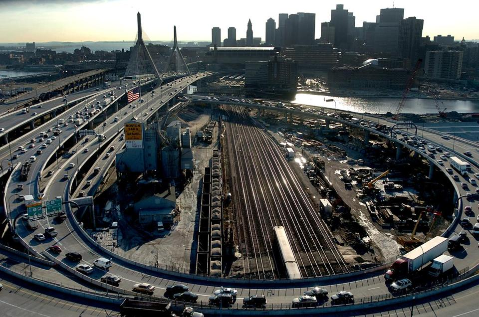 Recent figures show that volume and travel times in some Boston locations are significantly up from just a few years ago.