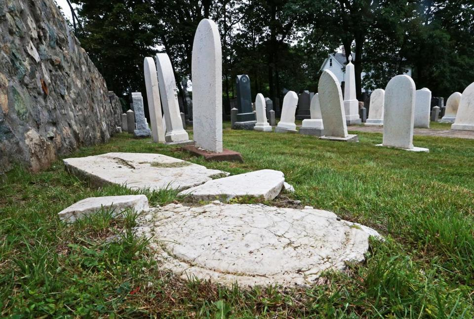 Historic Jewish Cemetery In Melrose Vandalized In Potential Hate