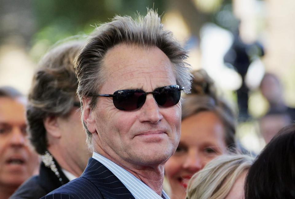 Sam Shepard at the Cannes International Film Festival in 2005.