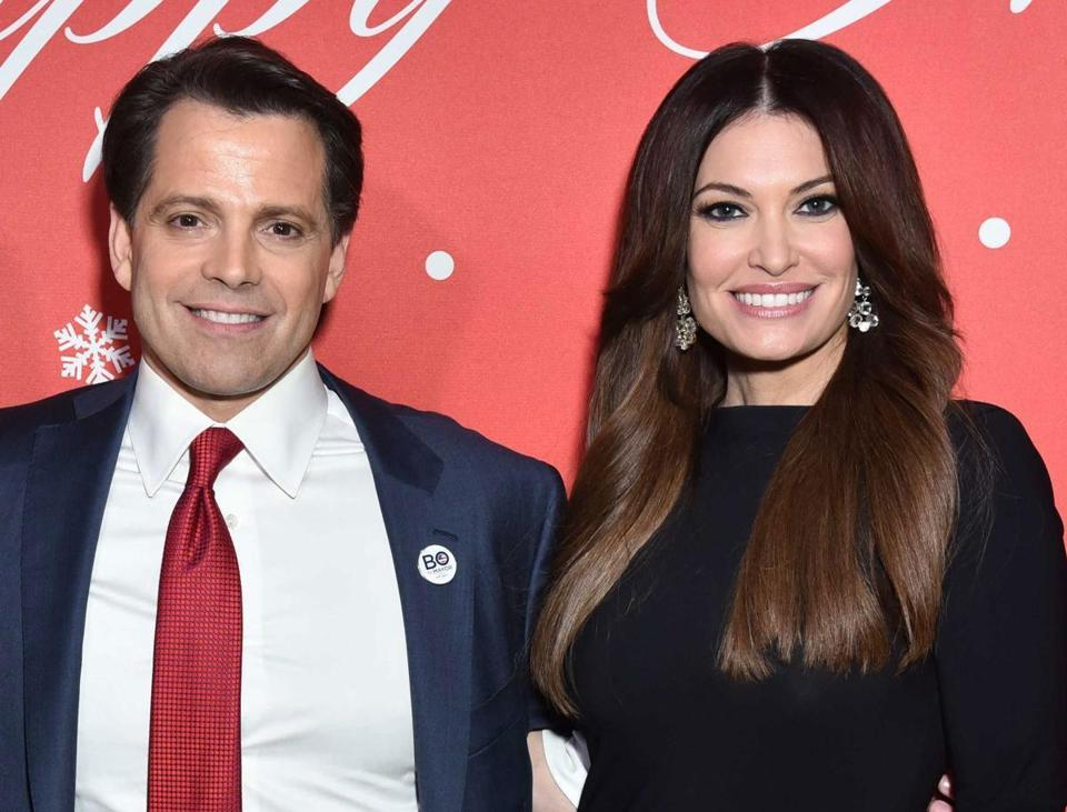 Kimberly rumored to be in relationship with Anthony Scaramucci