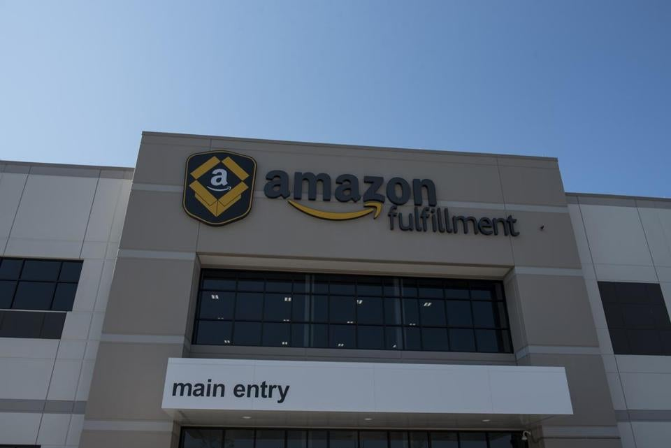 Amazon recently opened a massive distribution center in Fall River.