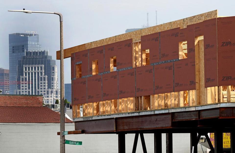 Don\'t give up on building with wood - The Boston Globe