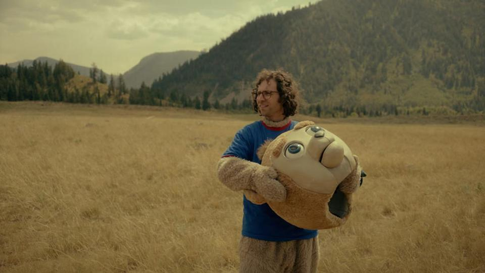 "Kyle Mooney co-wrote and stars in ""Brigsby Bear."""