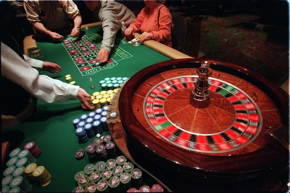 Gambling boston