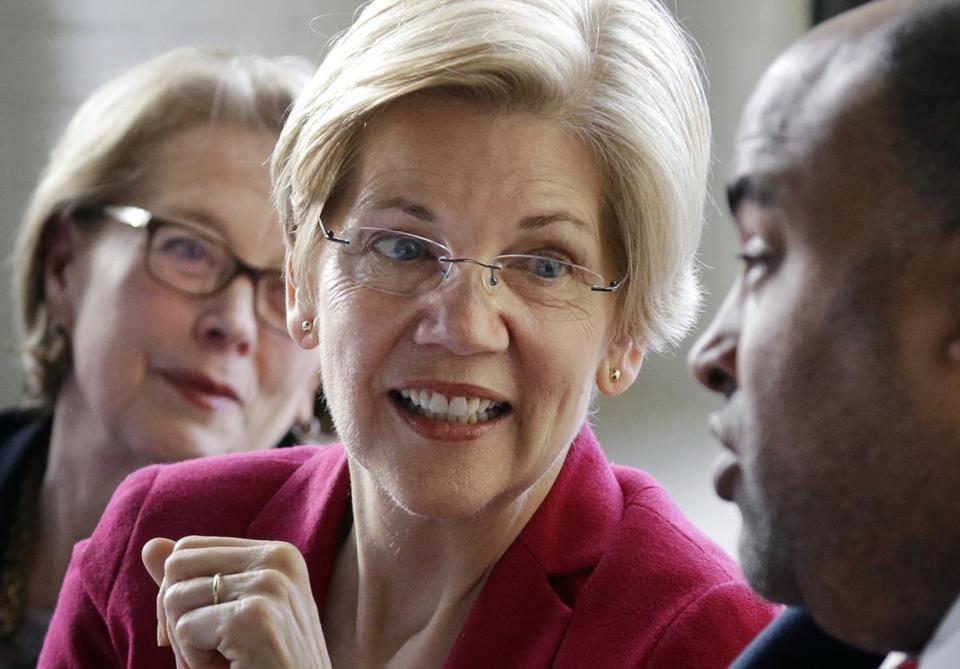 Religion Is Constant Part Of Elizabeth Warrens Life The Boston Globe