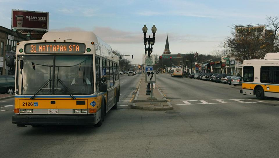 On Monday, the MBTA will begin additional early morning service on a handful of busy bus routes.