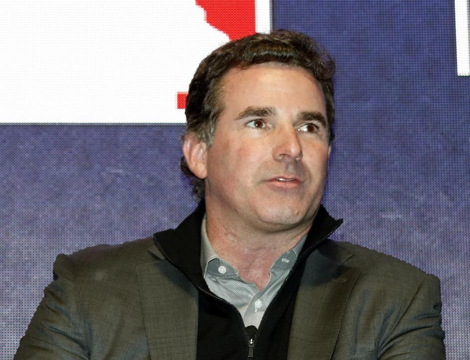 Under Armour Chief Executive Officer and founder Kevin Plank.