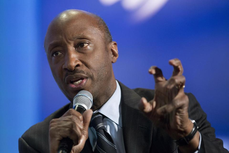 Merck Chairman and CEO Kenneth Frazier was the first to announce his resignation from the advisory board.