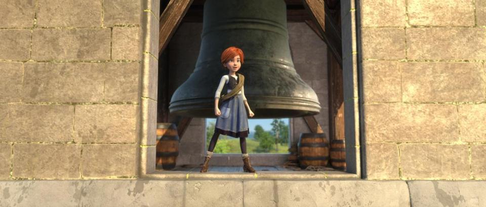 In \'Leap!\' the girl can dance, but her tale has no lift - The Boston ...