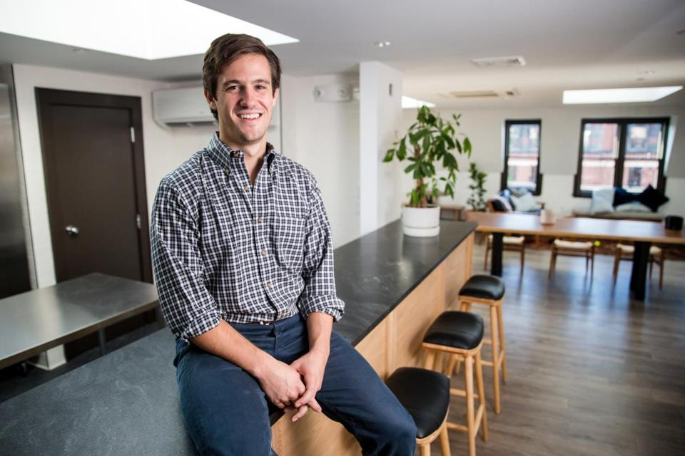 Albert Nichols is founder and CEO of Hall, a neighborhood dining space where membership is open to anyone.