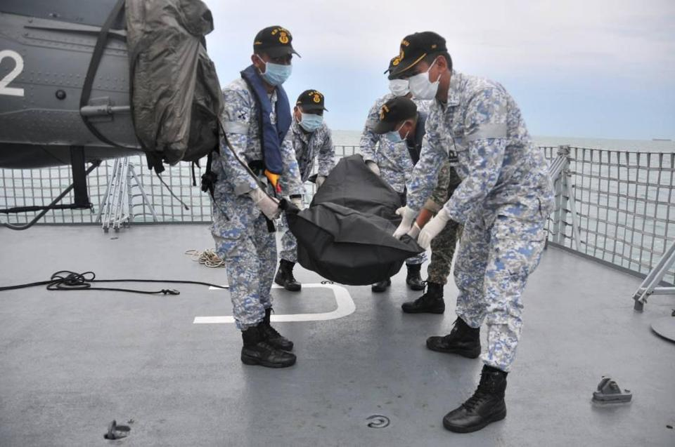 Remains of missing sailors found, US Pacific commander ...