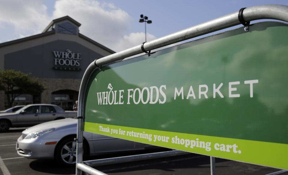 Whole Foods Shareholders Say Yes To Amazon Deal The Boston Globe
