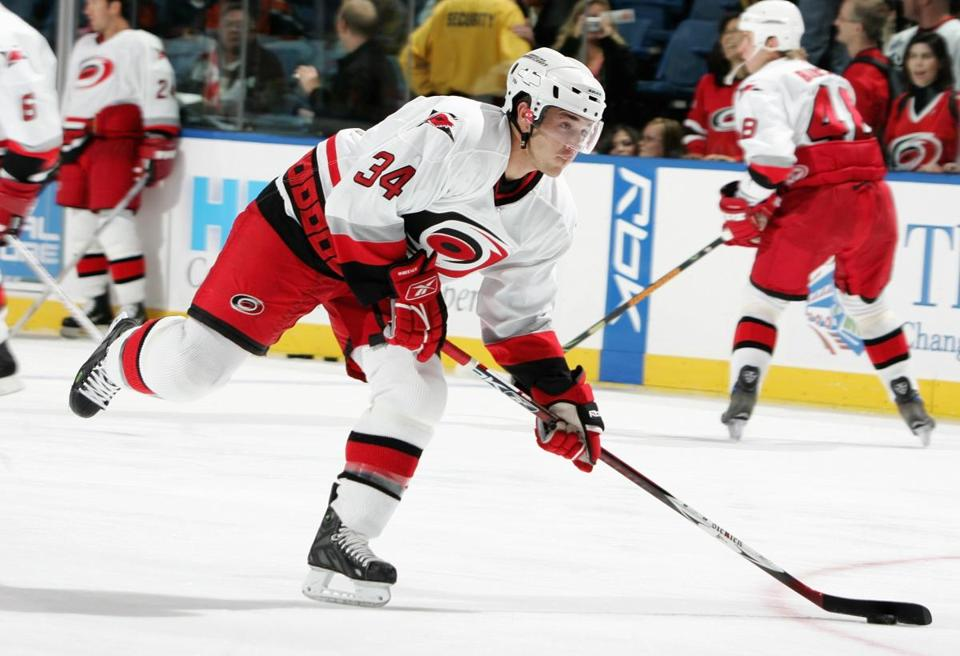 David Gove had a short stint in the National Hockey League, playing briefly for the Carolina Hurricanes, but he did receive a ring when Carolina won the Stanley Cup.