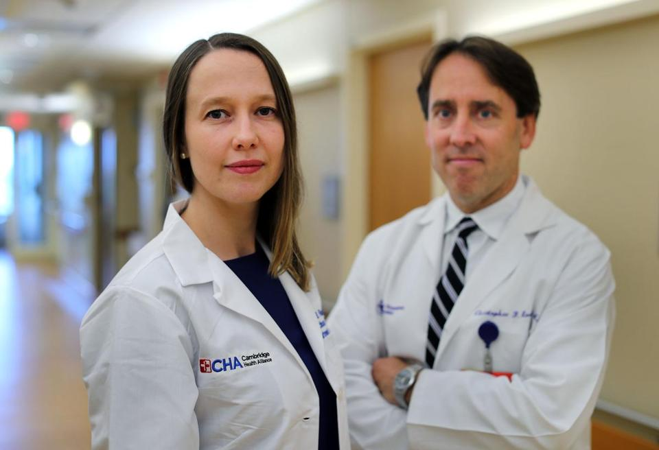 Doctors Alison Rapoport and Christopher Rowley recently wrote a column in the New England Journal of Medicine urging doctors to start offering antiaddiction drugs and other treatment for patients with severe infections from drug use.
