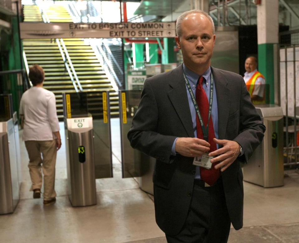 Daniel A. Grabauskas, who was forced out of the agency in 2009, will return to oversee commuter rail service.
