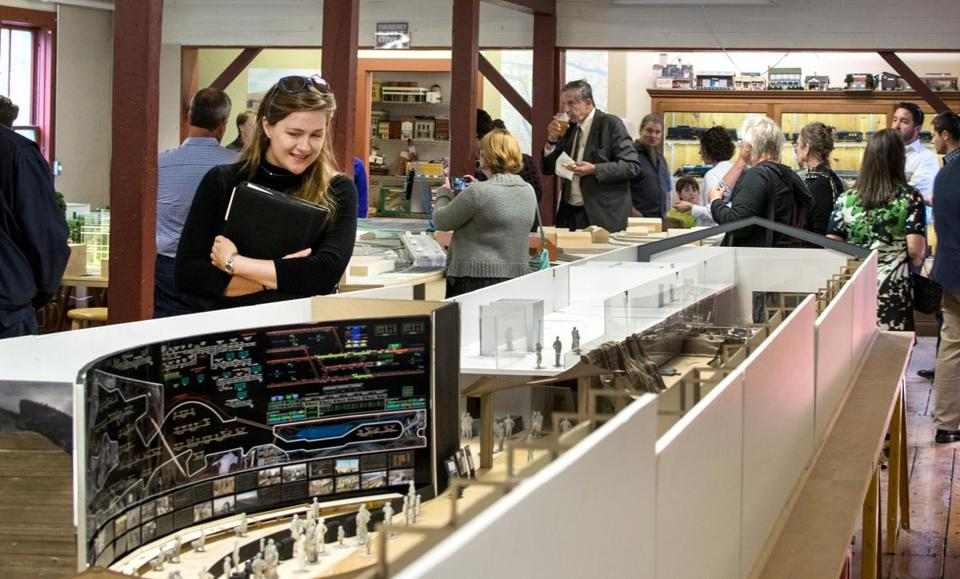 The proposed $65 million museum would boast some 110 continuously operating model trains and would display architectural models by some of the world's leading architects.