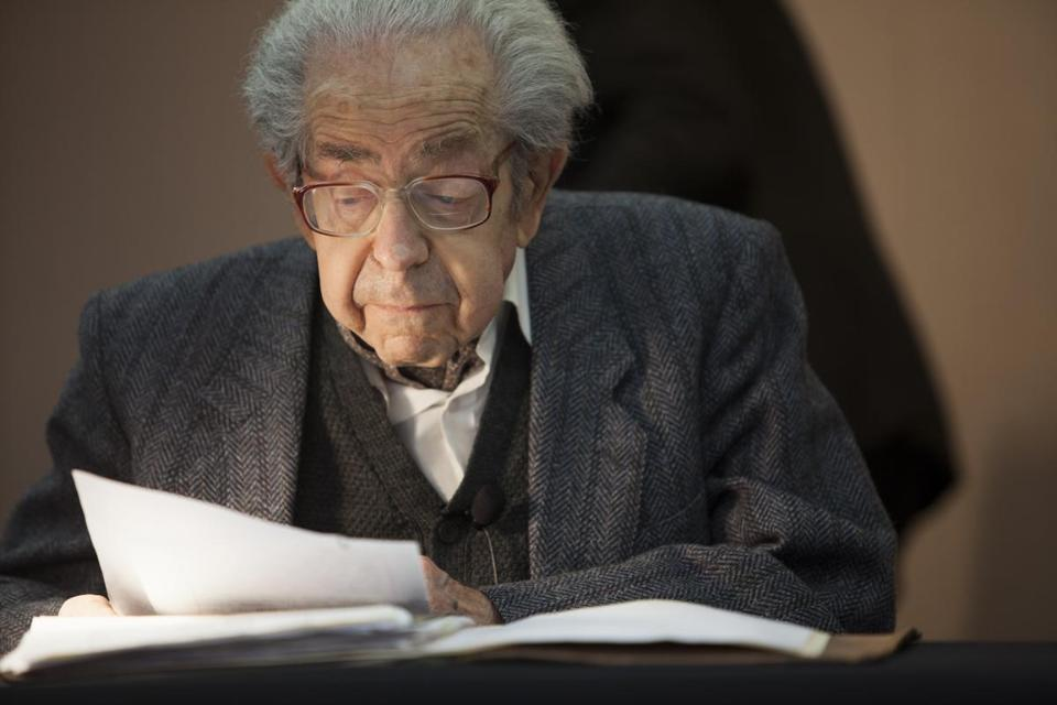 Dr. Sekler was an architect, author, and a consultant who helped to preserve structures in places as far away as Nepal.