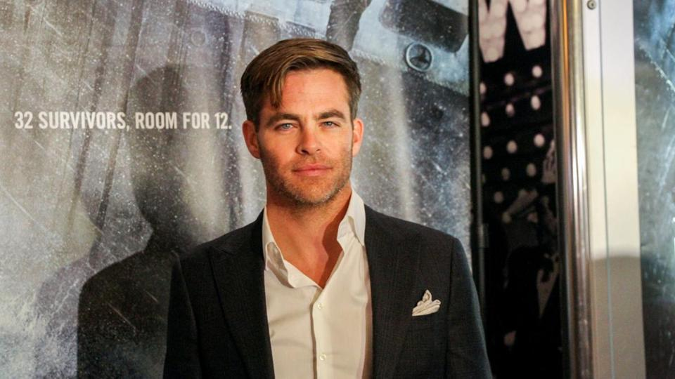 "Chris Pine, who has played Captain Kirk in ""Star Trek'' films and is in the hit movie ""Wonder Woman,'' will star in and executive produce Hulu's limited series."