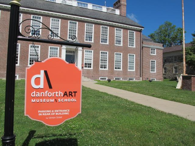 The proposed merger is contingent upon Danforth Art being able to sell the Jonathan Maynard Building to the Massachusetts State College Building Authority.