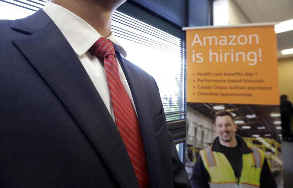 Amazon said Thursday that it will spend more than $5 billion to build another base of operations in North America.