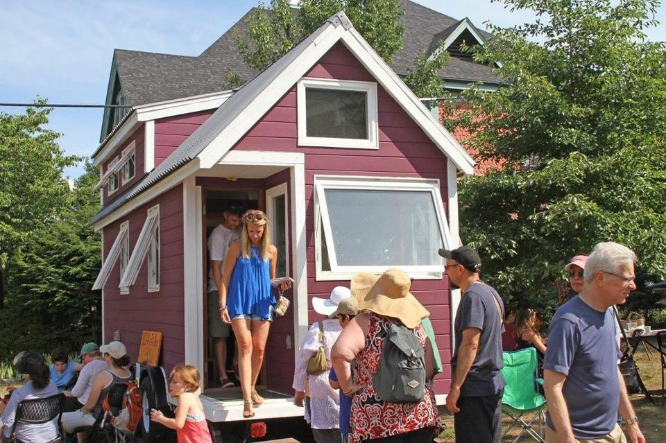 The third annual BIG Tiny House Festival will be presented Sept. 23 and 24 in Stoughton.