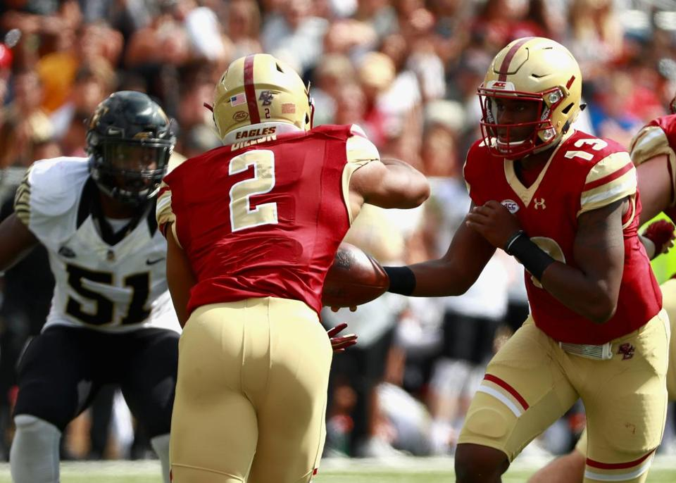 What To Watch For In Boston College Notre Dame The Boston Globe