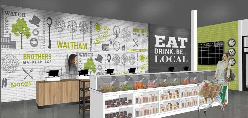 Roche Bros Is Going To Open In A Waltham Apartment Building The