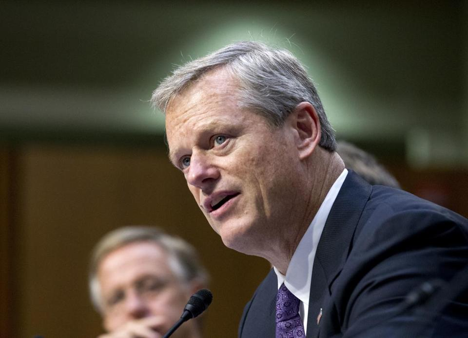 Governor Charlie Baker has expressed his frustrations with Beacon Hill lawmakers.
