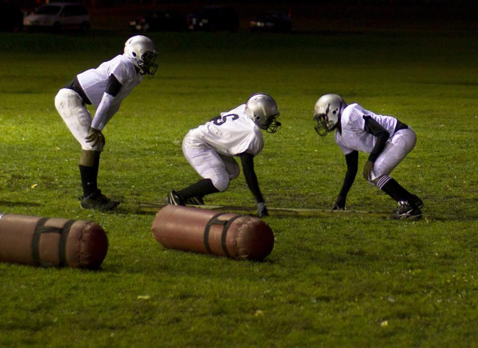 According to the Sports & Fitness Industry Association, 1.23 million children between the ages of 6-12 played tackle football in 2015.