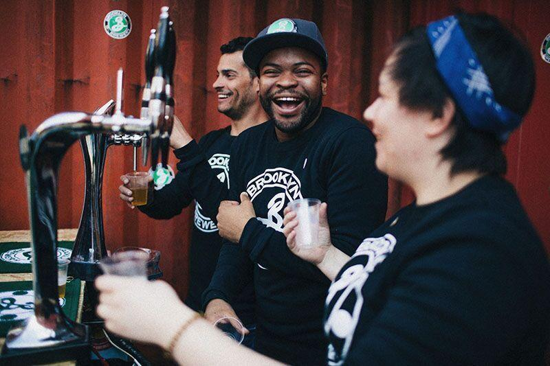 Brooklyn Brewery will serve beer in a converted mansion.