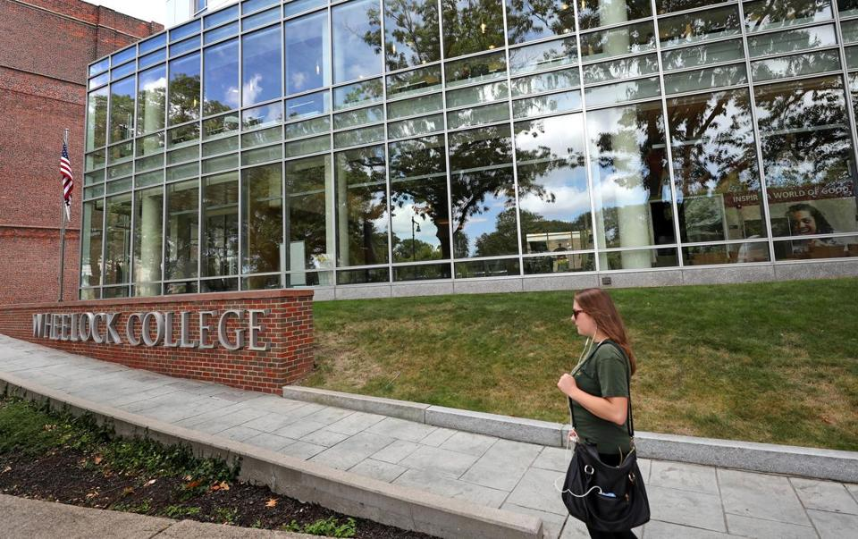 Last month, Wheelock College said it was in talks to merge with Boston University.