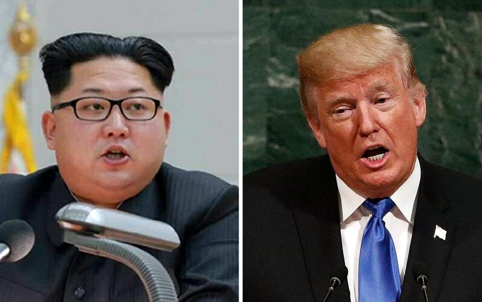 "North Korean leader Kim Jong Un is ""obviously a madman,"" President Trump tweeted Friday morning."