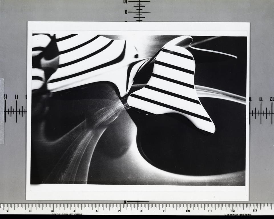 "Gyorgy Kepes's ""Deformations."""