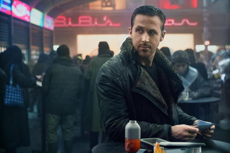 "Ryan Gosling stars in ""Blade Runner 2049."""