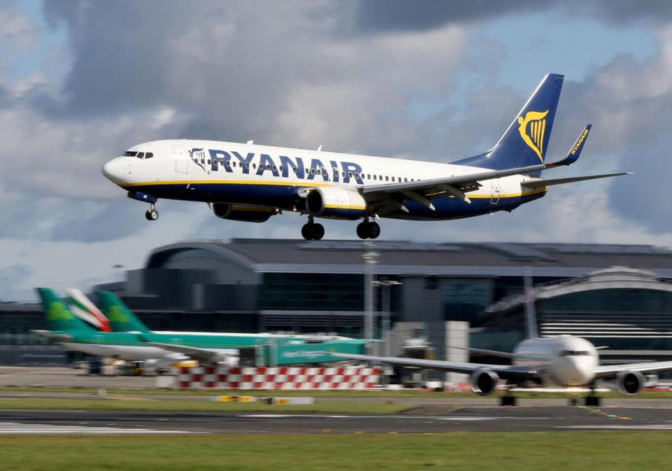 The staffing issues are largely attributed to a failure by Ryanair to find  replacements for vacationing