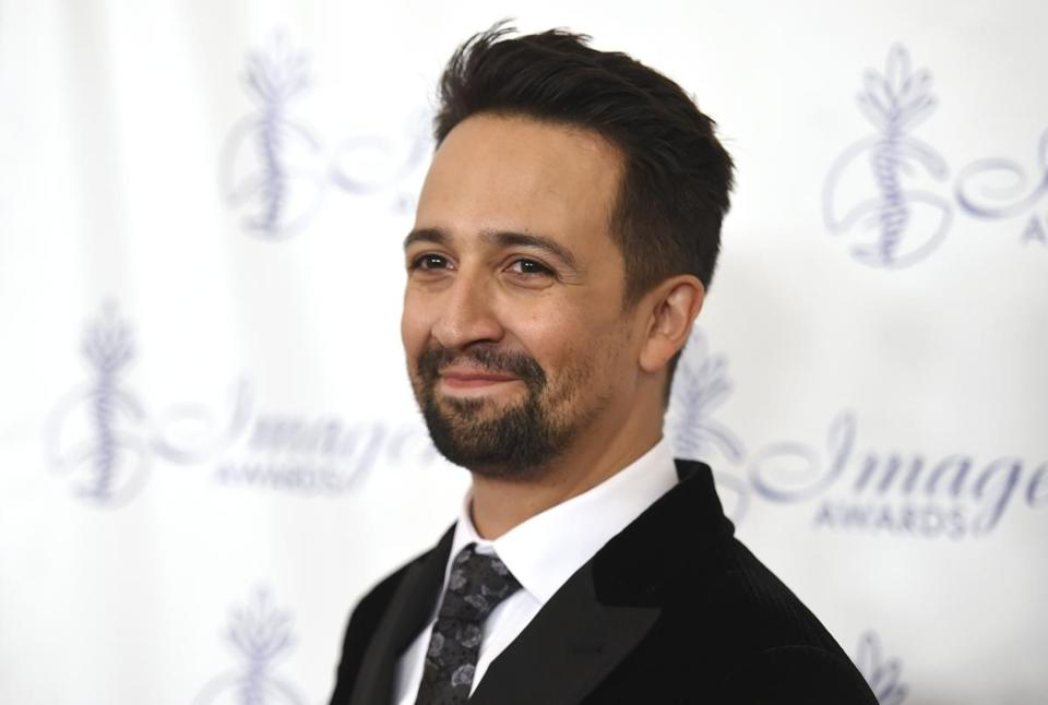 "Lin-Manuel Miranda wrote the music and lyrics for the Tony-winning ""In the Heights,"" which is being staged by the Wheelock Family Theatre."