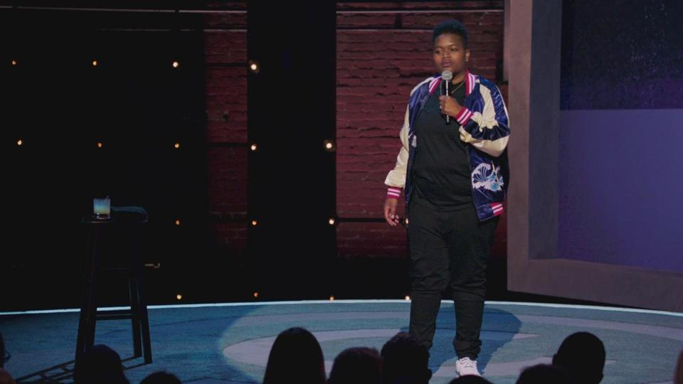 Dorchester product Sam Jay has a half-hour special airing on Comedy Central this weekend.