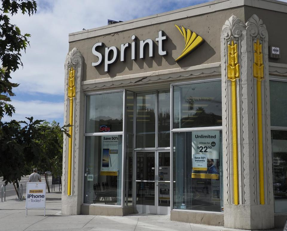 Sprint used to be number three in the US market but lost that distinction to T-Mobile.