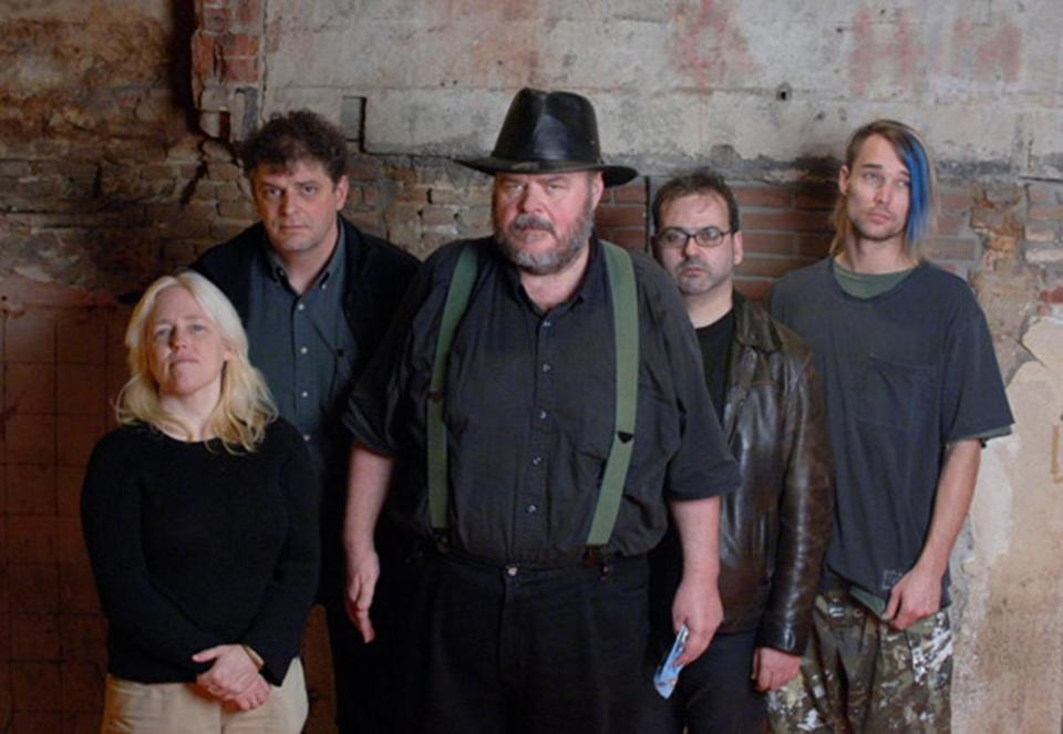 Pere Ubu is among 34 acts in the eclectic lineup for Hassle Fest 9.
